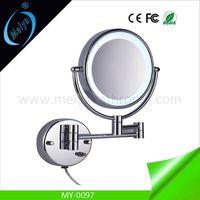 wall mounted double side LED makeup mirror thumbnail image