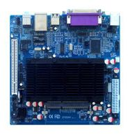 Intel Atom D425 Motherboard with IR Header LVDS COMS SATA and VGA Professional Team