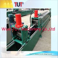 2 in 1 Flying Punching and Cutting Light Steel Keel Roll Forming Machine thumbnail image