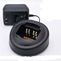Ni-MH Li-ion Battery Charger for Motorola Radio GP328 GP328+ GP338 GP338+ HT1250 HT750