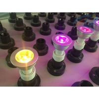 3W GU10 RGB Color Changing LED Spotlight
