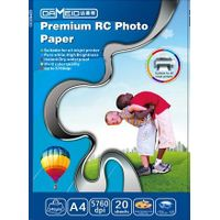 WP-260PHG,Waterproof RC Glossy Photo Paper,digital inkjet printing photo paper