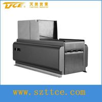 Customized multi-use lottery ticket dispenser (TTCE-D2606)