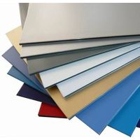 aluminum composite panel manufacture / alucobond / exterior wall cladding