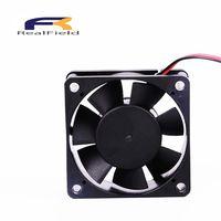 60mm 12v 60x60x20mm 6020 high speed small ventilator 3d printer axial flow ventilation cooling fan