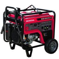Honda EM5000S 389cc 5,000-Watt 120/240-Volt Electric Start Gasoline Generator thumbnail image