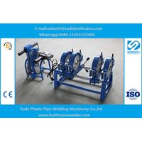 Manual HDPE pipe welding machine