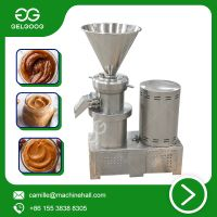 Industrial sauce making machine date paste grinding machine thumbnail image