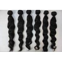 Brazilian human hair weft