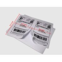 """Shipping Labels 8.5""""x11"""" 
