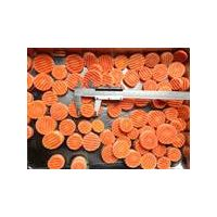 IQF agricultural organic vegetables &fruits frozen crispy sweet carrots