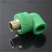 ppr male threaded elbow pipe fittings