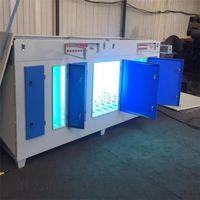 uv photolysis waste gas treatment
