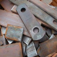 Used Rails, HMS, Steel Scraps, Copper Scrap, Aluminum Scraps thumbnail image
