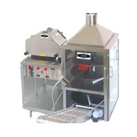 Tortilla press machine and oven