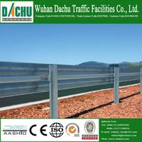 Thri Beam Guardrail