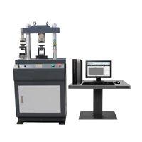 Microcomputer Control Electro- hydraulic Servo Pressure Testing Machine  YAW 2000B