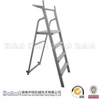 Safe and Reliable Multipurpose Aluminum Folding Step Ladder thumbnail image
