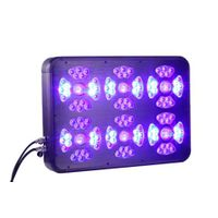 540 high power LED grow light with full spectrum and quietly Japanese fan