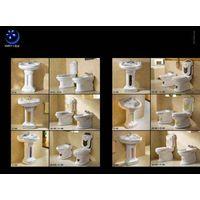 Decorated Bathroom Wares