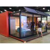 Steel Structure shipping Container House thumbnail image