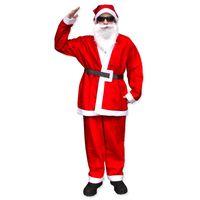fleece christmas suit/santa suit thumbnail image