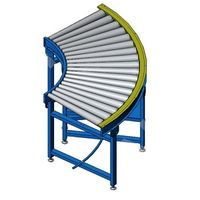 Curved roller conveyor / Taper roller conveyor thumbnail image