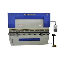 CNC Electro-Hydraulic servo Synchro press brake thumbnail image