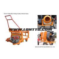 LM2-45 Diesel Block Making Machine