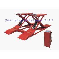 Car Scissor Lift LY-102 thumbnail image