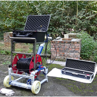 Electric Deep Well Imaging CCTV Camera Length Optional