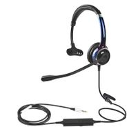 China Beien FC21 MP telephone headset for call center business