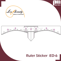 Symmetry Microblading Ruler Sticker thumbnail image