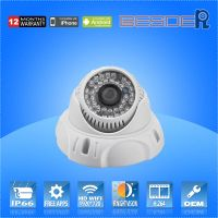 Indoor Use Dome Camera IR 960p AHD CCTV Surveillance Camera