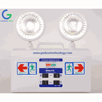Wall-Mounted Emergency LED Light HC268