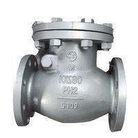 10K/20K Cast Steel Swing Check Valve Swing check valves Ball Check Valve China Manufacturer