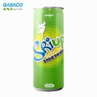 Gasaco Brand Carbonate drink - Carbonated drink with Lemon Flavors thumbnail image