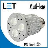 UL 7W 120V AC LED PAR20/LED light bulb