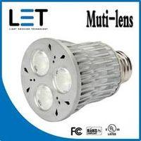 UL 7W 120V AC LED PAR20/LED light bulb