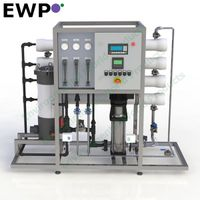 5000-20000GPD Water Desalination for Brackish Water BWRO-B412 series RO System