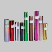 sliver golden pet metallized laminating filme thermal film thumbnail image