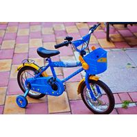 Children Chopper bicycle