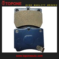 Ceramic Brake Pad For Kia Pride GDB773