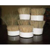 dyed cheap natural brush bristles