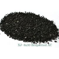 8x30 Briquetted activated carbon