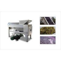 Grape destemming and crushing machine thumbnail image