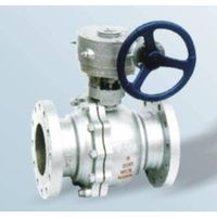Worm-gear Drive Floating Ball Valve