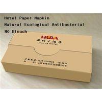 Natural Hotel paper napkin