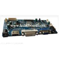 hdmi lcd ad board--JZ-VDH5858 thumbnail image