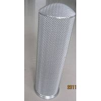 Basket metal filter